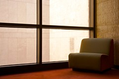 window seat (xgray) Tags: light color window wall digital canon austin eos chair university texas universityoftexas 5d canoneos5d ef24105mmf4lisusm uploadx universityteachingcenter postedtophotographieonlj postedtophotographersonlj featuredonadidapcom
