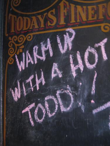 hot todd