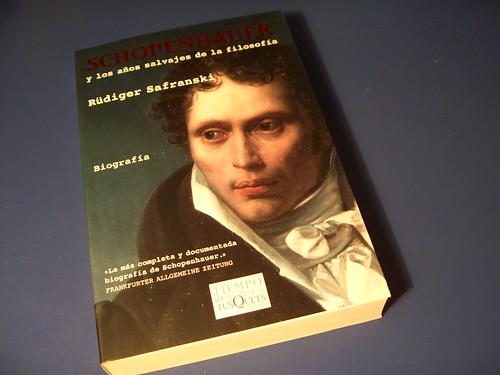 Schopenhauer: Cover