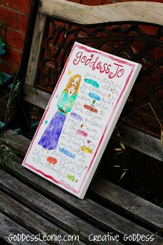 Creative Goddess Sunday & a survey