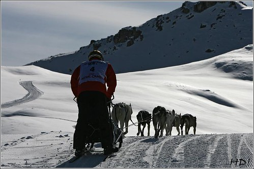 Frank Hanser: Alpen-Trail 2009
