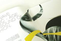 KS Feature Story - Tronic Age (Christie K Lyle) Tags: art magazine publication kitchensink musicmagazine fashionmagazine designmagazine spotvarnish christielyle