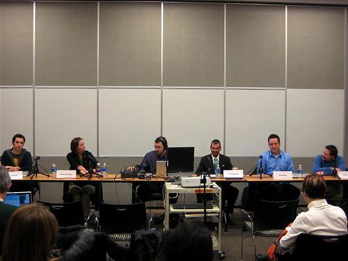 Refresh Detroit Social Media Panel