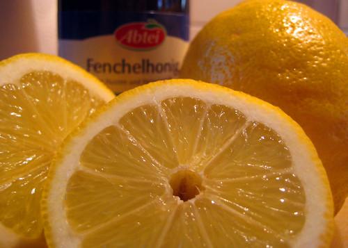 "Making of ""heiße Zitrone"""