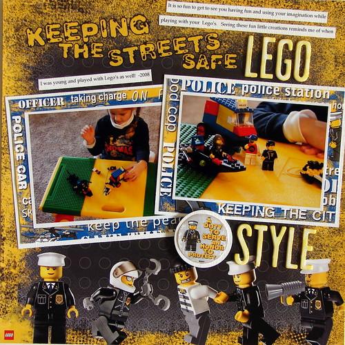 Lego Style