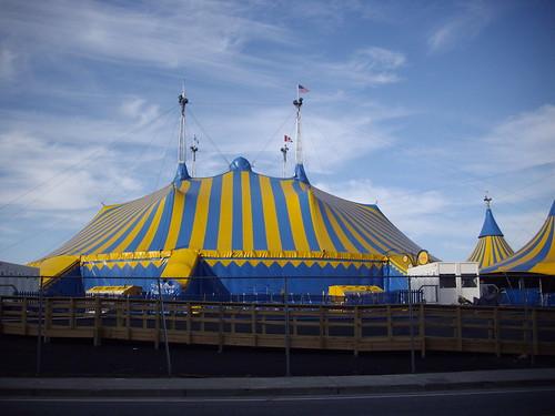 Cirque du Soleil.