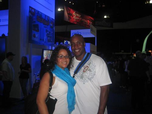 Barry Bonds & I!