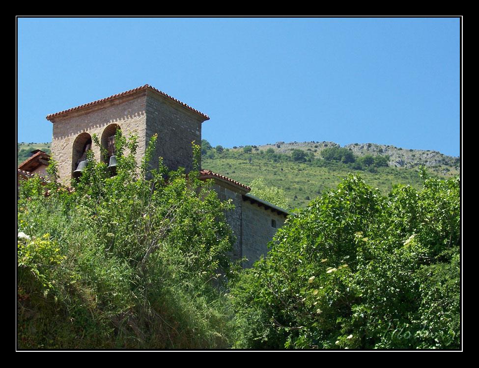 Cresta norte del Mortxe desde Saldise (Navarra)