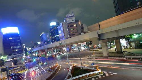 Roppongi at night 3