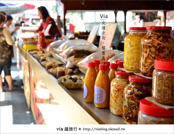 【新竹一日遊】北埔老街~在古廟舊巷內尋找專屬客家的美食12
