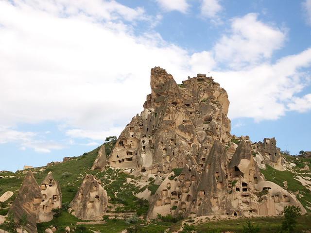 Uchisar Kale 烏奇沙堡壘
