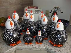Galinceas (D'Corao by L Betti) Tags: galinhas cabaas porongos
