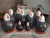 Galináceas (D'Coração by Lú Betti) Tags: galinhas cabaças porongos