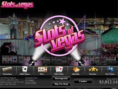 Slots of Vegas Casino Lobby