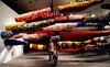 Midstream (Aaron Webb) Tags: japan washingtondc dc textile installation koi nuno kennedycenter reikosudo sudo koicurrents nunocorporation