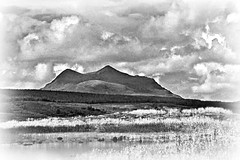 ben loyal in bw (~ paddypix ~) Tags: colour nature clouds scotland countryside picnik moodyblues ukandireland thatsbostin scenicsnotjustlandscapes ~wevegotthepower~