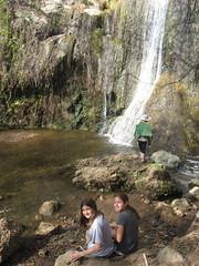 Barre, Julia Waterfall (festoon666) Tags: malibu trail winding