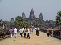 Angkor Wat - アンコールワット by Ik T