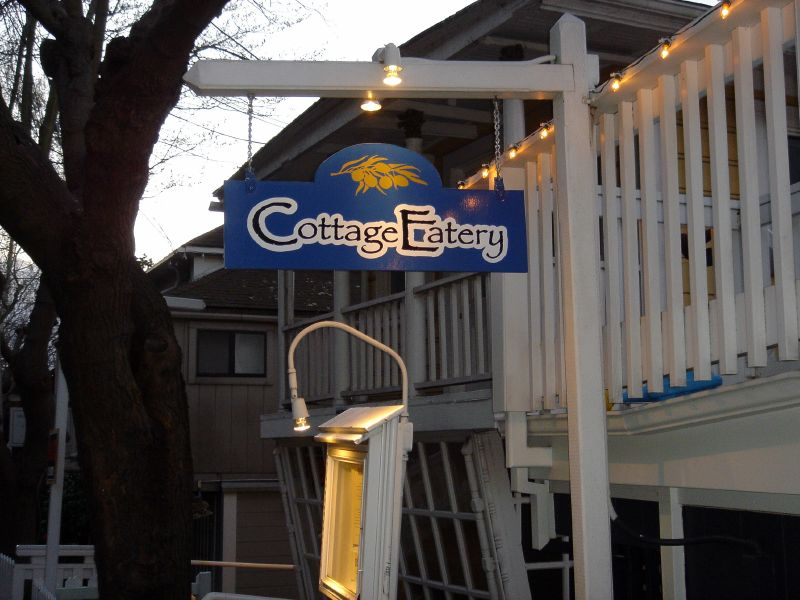 The Cottage Eatery