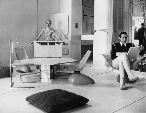 1956.House of the future. Foto de Andres E.
