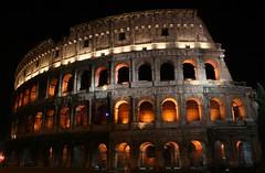 Colosseo (Gabriella Maria Cin) Tags: italy rome roma night canon italia colosseu