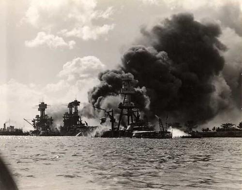 Pear Harbour Dec 7th 1941.