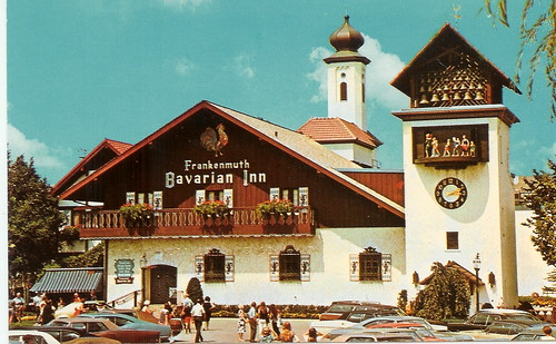 Frankenmuth Bavarian Inn (by senses working overtime)