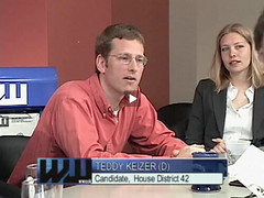 WW Endorsements 08 - Teddy Keizer, Regan Felice Gray