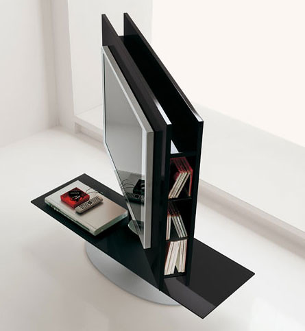 Modern TV Stand Design from Tonin Casa | Home Trends | Decoration | Gardening from momoy.com