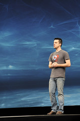 Ian Murdock, CommunityOne General Session, Moscone Center SF