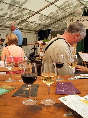 Ethical Expo wine tasting seminar