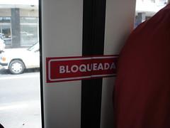 Bloqueada