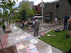 Frost Park Chalk Challenge NO. 6