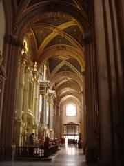Fotos del interior de la Catedral, San Luis Potosi (Christian y Sergio) Tags: catedral sanluispotosi