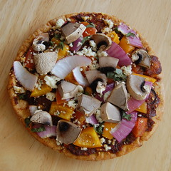 pita pizza revisited