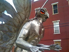Mothman, Point Pleasant, WV