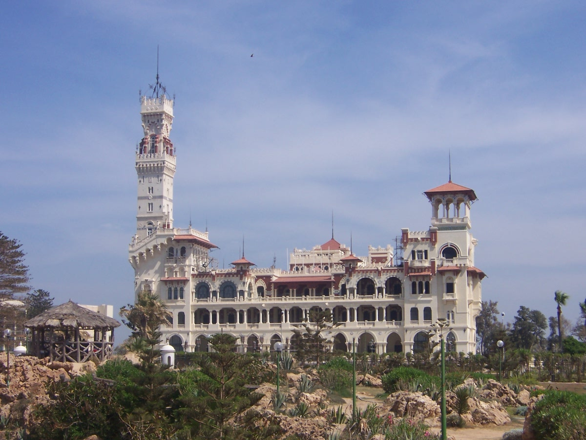 the inside african palaces for sale