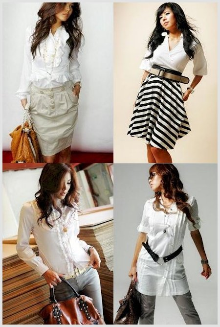 Korean Fashion Wear