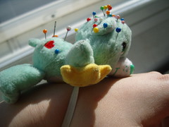 Care Bear Pincushion