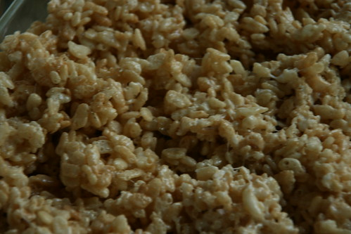 Rice Krispie Treat
