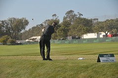 Practice Range at Torrey Pines