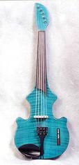 Electric Violin (Mark Dalzell) Tags: music electric switch maple guitar jazz flame violin instrument metropolis custom instruments zeta ebony starr barbera 5a eclectric