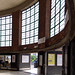 Chiswick Park tube station -interior