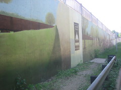 Hamline Ave. Bridge Mural by MartinJohn Heubach
