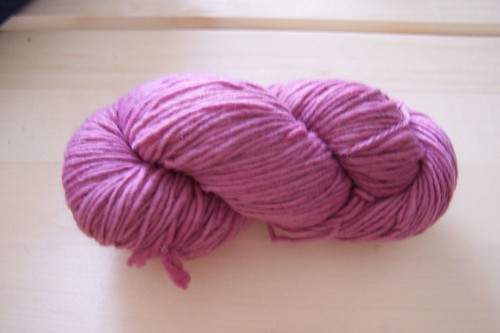 Malabrigo in Damask Rose