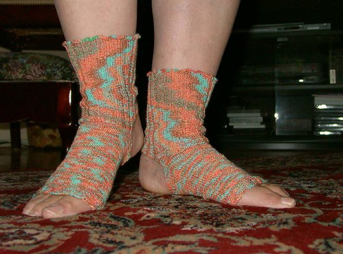 Yoga Dance Socks