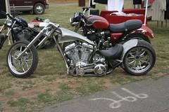 Long Chopper  @ Smoke Out 9 (torian.chopper) Tags: out smoke rally 9 harleydavidson chops bikers hogs choppers harleys smokeout bobbers smokeout9
