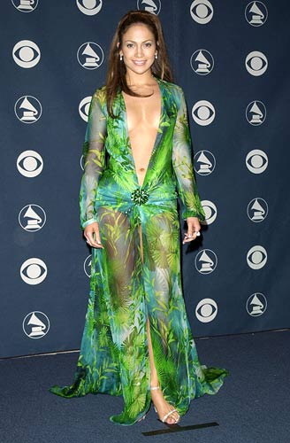 Jennifer Lopez Gowns
