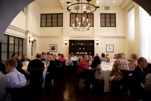 Campanile & Tablas Creek Vineyard Dinner