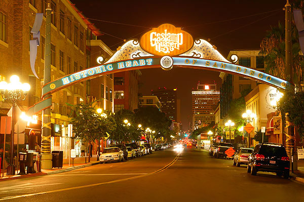San Diego Salsa Dancing Gaslamp Quarter